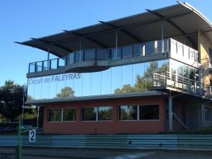 La Tour de Contrôle du Circuit de Faleyras